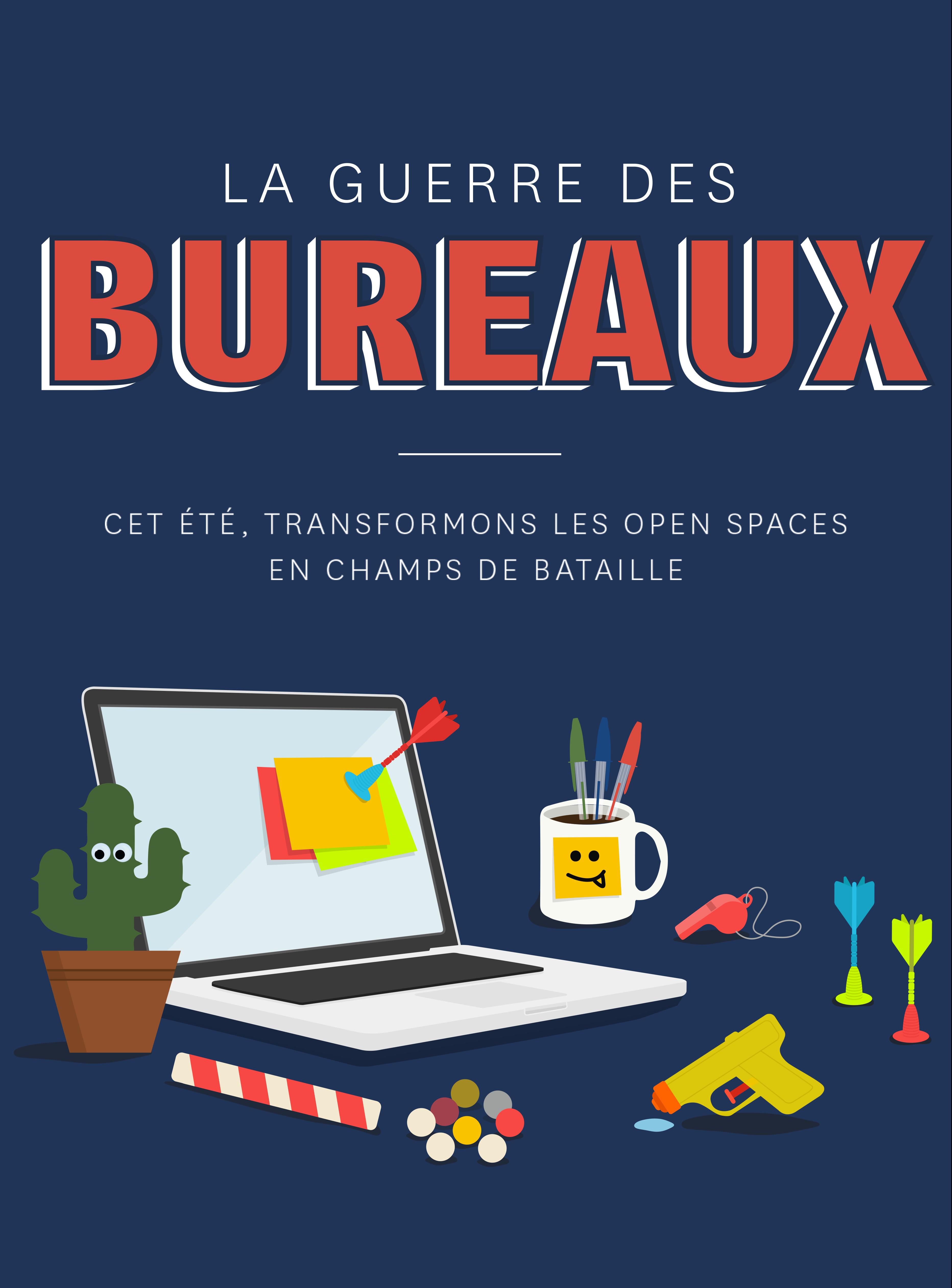 La Guerre des Bureaux